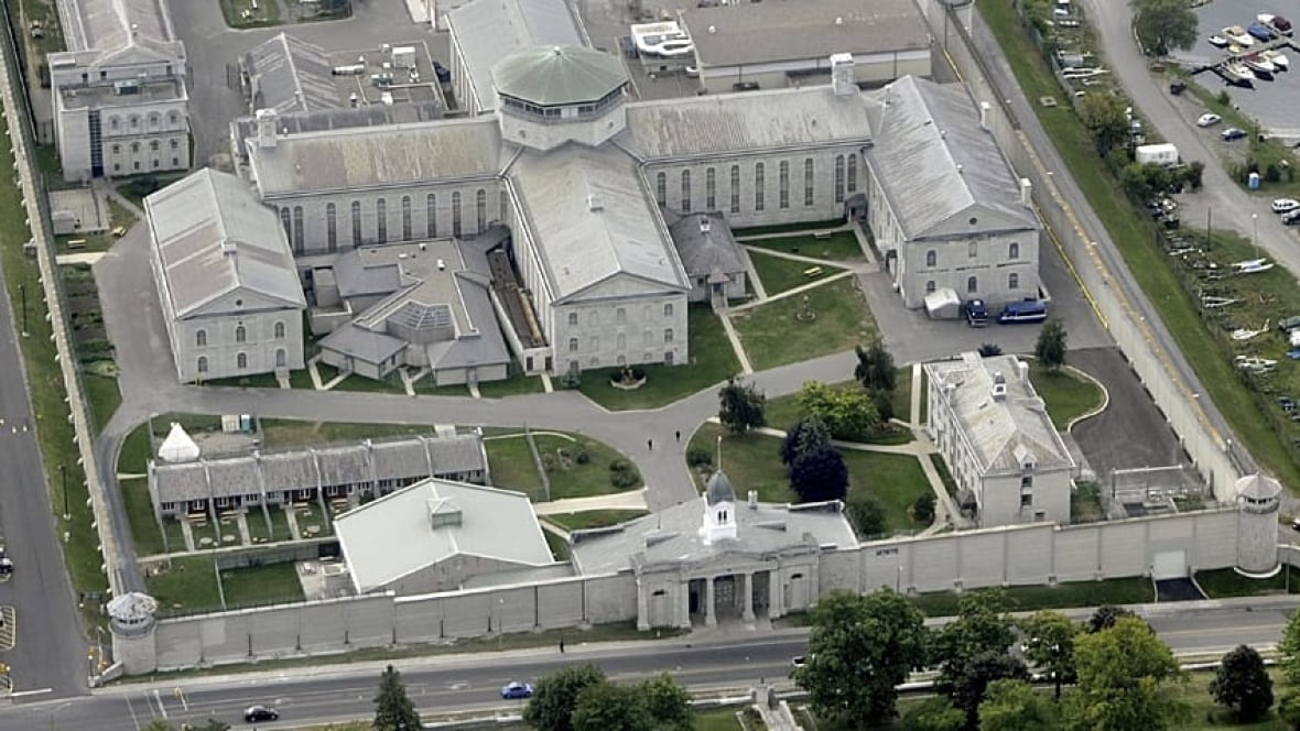Kingston Pen 7 Things To Know About Canada S Notorious Prison Canada Cbc News
