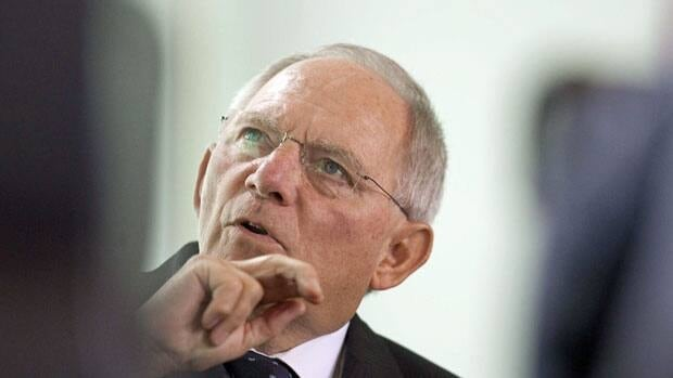 German finance minister Wolfgang Schaeuble said Friday European leaders weren't good enough over the past two years in handling Europe's debt crisis.