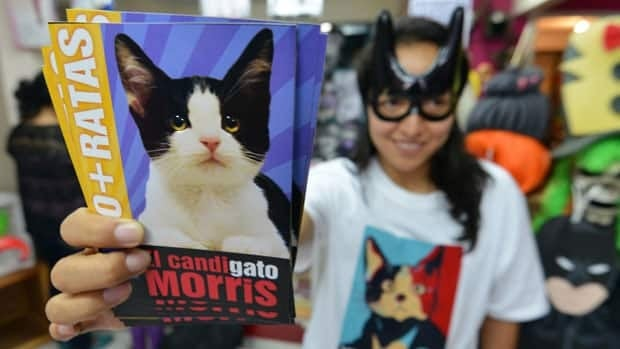 Morris the cat's candidacy has resonated across Mexico, where citizens frustrated with human candidates are nominating their pets and farm animals to run in July 7 elections being held in 14 states.