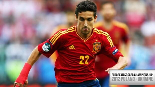 Spain's Jesus Nava says he's enjoying every minute of the Euro Cup and is prepared to provide the offensive spark the Spaniards may need against Ireland.