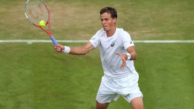 Vasek Pospisil will head into the Rogers Cup looking to build on a great season.