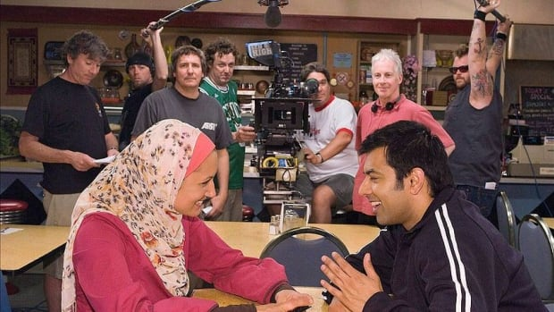 After looking at 21 television shows, including Little Mosque on the Prairie, the report's authors suggest that women are underrepresented in key creative and content-creating roles in the Canadian television production industry.