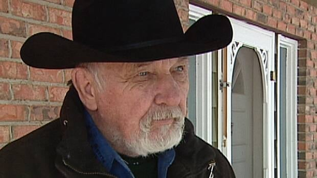 Sid Morris, a central Alberta farmer, was shocked to find his January gas bill totalled $3,789.