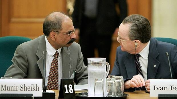 Statistics Canada's former chief statisticians Munir Sheikh (left) and Ivan Fellegi (right) told the Commons industry committee in 2010 it was a bad idea to cancel the long-form census. Sheikh resigned in protest of then-industry minister Tony Clement's decision.