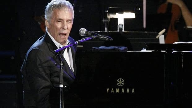 Singer, songwriter and musician Burt Bacharach, seen performing in 2008, will publish his memoir this fall.