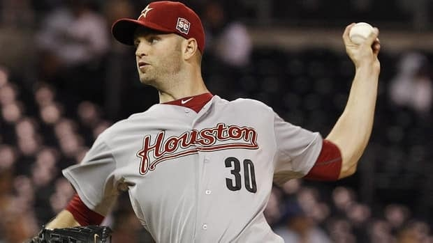 J.A. Happ was the centrepiece coming to the Blue Jays in the 10-player swap with the Houston Astros on Friday.