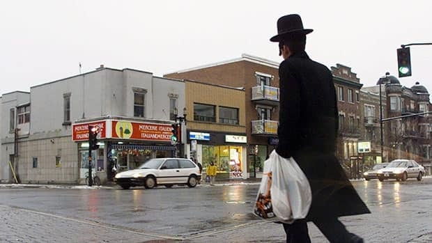 B'Nai Brith's lawyer says Outremont is a microcosm within Quebec society because of its Hasidic Jewish community.