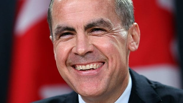 Mark Carney will assume his new role next July.