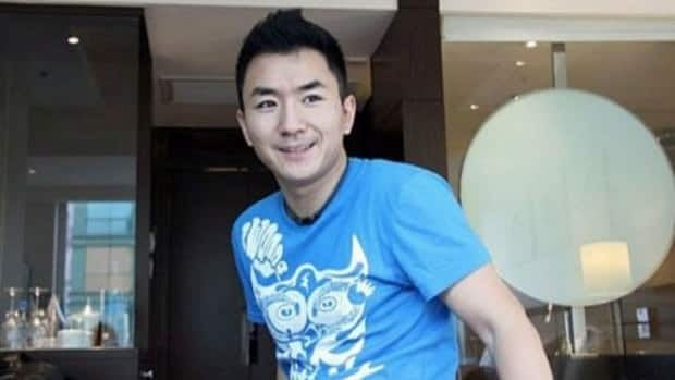 Jun Lin, a 33-year-old Chinese national seen in this Facebook picture, was slain in a high-profile case that sparked an international manhunt for his suspected killer, Luka Rocca Magnotta.
