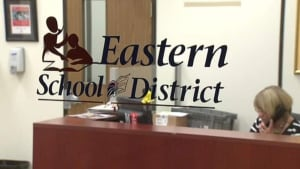 Eastern School District office in St. John's