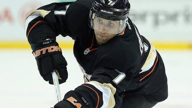 A shift from centre to the wing this season has had much to do with Andrew Cogliano's success with the Ducks, along with his commitment to training last summer and developing on-ice chemistry with Saku Koivu and Daniel Winnik.