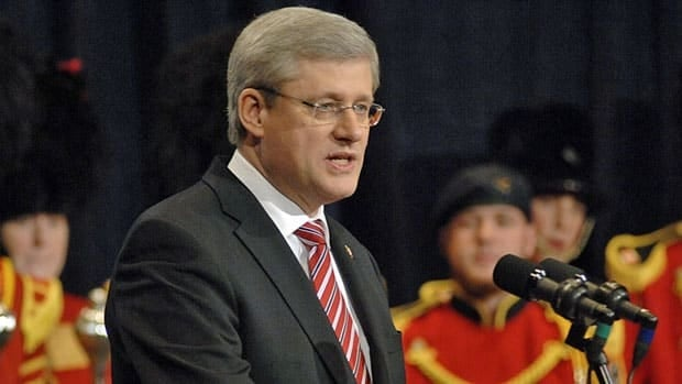 Prime Minister Stephen Harper appointed seven new senators Friday, including an elected senator from Alberta and Ottawa's police chief.