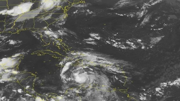 Jamaica could be hit by heavy rain as Tropical storm Ernesto moves westward across the central Caribbean.