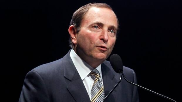 NHL commissioner Gary Bettman, shown in this file photo, and the league's Board of Governors met in Pebble Beach, Calif. on Monday.