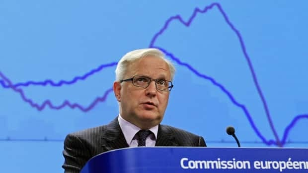 Olli Rehn, the EU's economic and monetary affairs commissioner, told reporters Wednesday the resolution of  Europe debt crisis will take 'some time' yet.