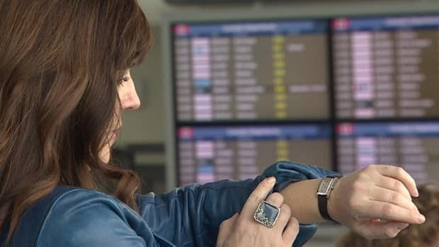 Just 60.89 per cent of Air Canada's flights landed on time in 2012, according to travel group FlightStats.