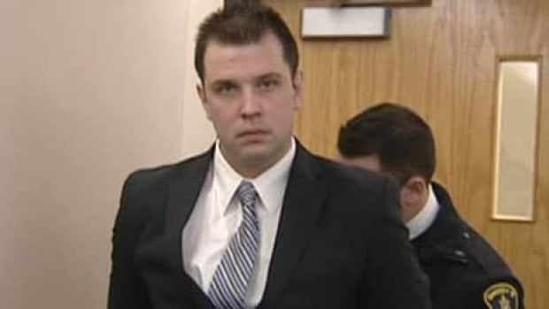 Kevin Roberts in court in St. John's on March 20.