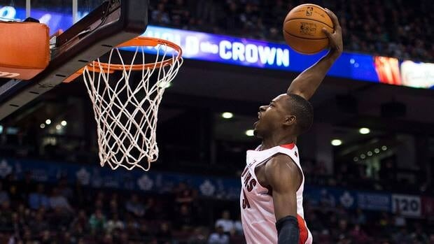 Toronto Raptors forward Terrence Ross is the fifth Raptors player to take part of the high-flying competition.