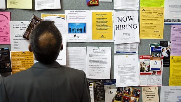 Canada added 12,500 jobs in April as more Canadians entered full-time work.