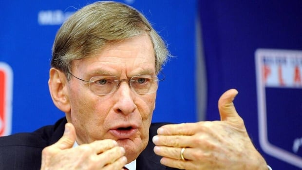 Major League Baseball Commissioner Bud Selig defended baseball's drug-testing program, which began for the 2003 season.