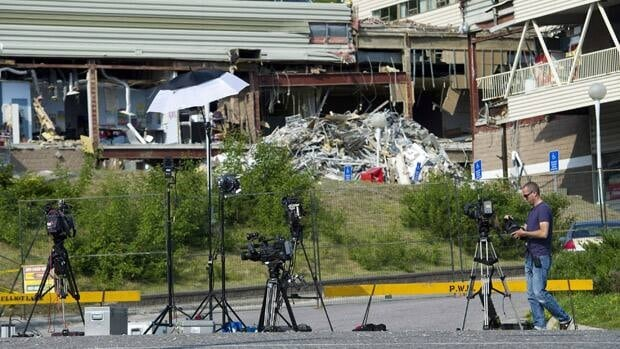 Two women died and several other people were injured in the June 23 collapse at the Algo Centre Mall in Elliot Lake, Ont.