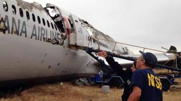 National Transportation Safety Board officials continue to investigate what led to the fatal crash of Asiana Airlines Flight 214 in San Francisco on July 6.