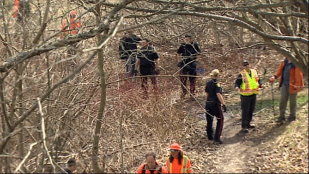 Crews focussed their search in the area around the Reversing Falls, near where Yeonhee Choi lives.