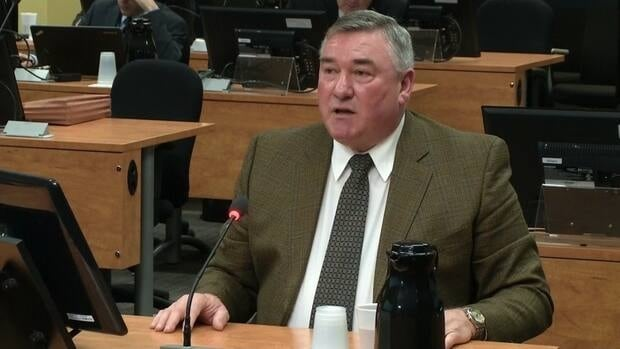 The city's former director of purchasing, Serge Pourreaux, told the commission that his recommendations to save the city millions weren't adopted.