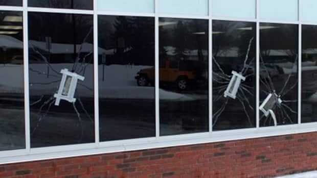 A series of incidents led to smashed windows at two Kanata schools this autumn and winter.