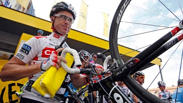 Australian Stuart O'Grady, seen here at the start of the ninth stage of the 2008 Tour de France, has had a busy week. The former Olympian retired from cycling and then admitted to using a blood-booster in 1998.