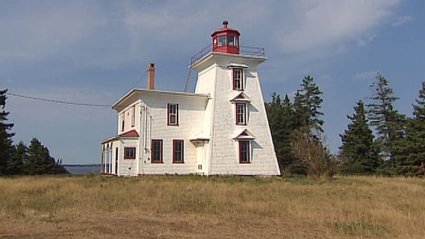 The Blockhouse Point Lighthouse on Charlottetown Harbour is one of about 20 on P.E.I. the Mi'kmaq Confederacy is interested in.