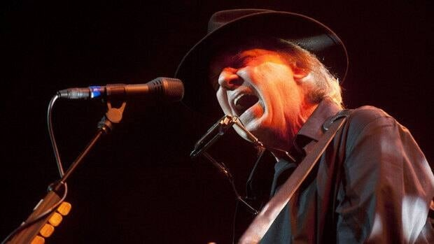 Neil Young and Crazy Horse are cancelling their North American tour dates.