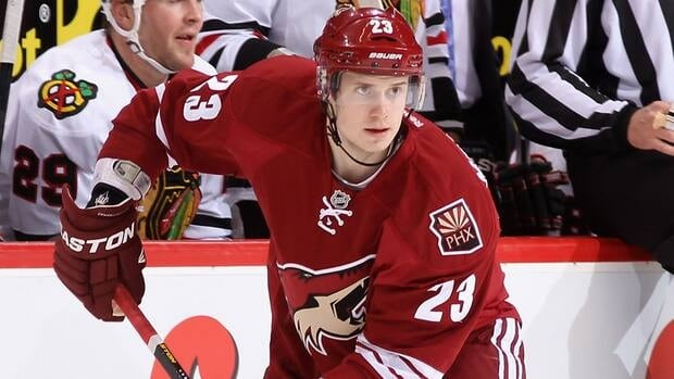 Oliver Ekman-Larsson has been considered Phoenix's top defenceman after the Coyotes took him with the sixth overall pick of the 2009 draft.