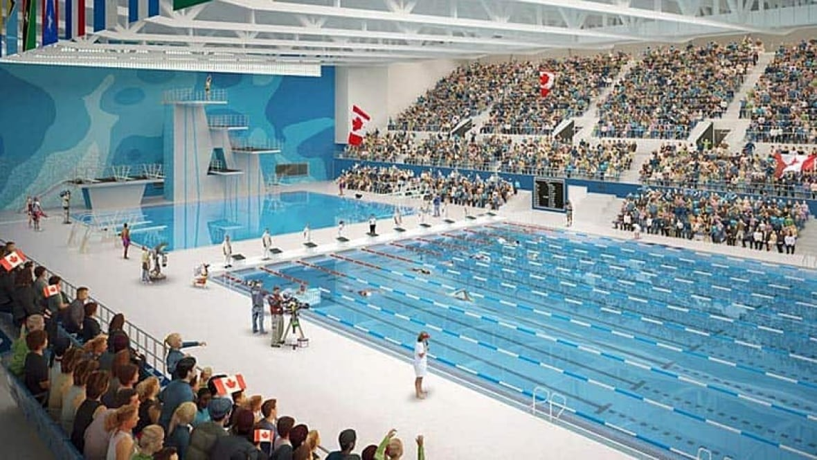 Aquatic centre will have ripple effect for scarborough toronto cbc news for Waterloo rec centre swimming pool