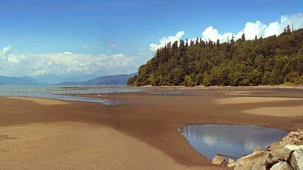 Wreck Beach is Vancouver's best-known nude beach.