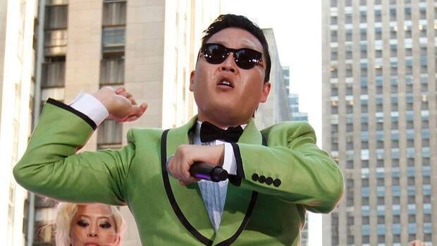 South Korean rapper Psy's Gangnam Style has set a new YouTube record, hitting 1 billion views on the online video site on Friday.