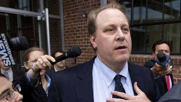 Former Boston Red Sox pitcher Curt Schilling on Friday also held out the possibility of filing a lawsuit of his own.