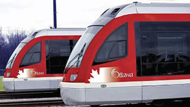 Ottawa City Hall will seek funding for the LRT extension from the federal and provincial governments.