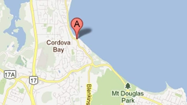 Cordova Bay is one of three Vancouver Island beaches currently deemed unsafe for swimming.