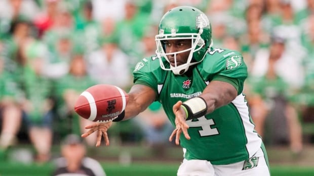 Darian Durant first injured his foot in a 39-28 road win over the Toronto Argonauts on July 11.
