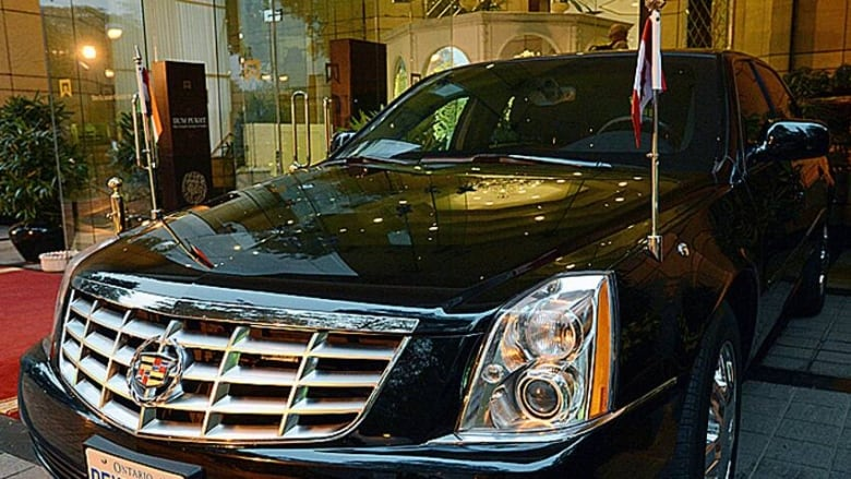 Stephen Harper S 2012 Indian Limo Tab Rises To 1 2m Cbc News