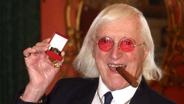 The late Sir Jimmy Savile, seen here in March 2008, died last year at age 84. Since his death, many people have come forward with allegations that he sexually abused them.