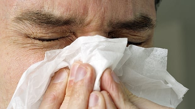Sneezing and sore throats can be a virus that has to run its course.