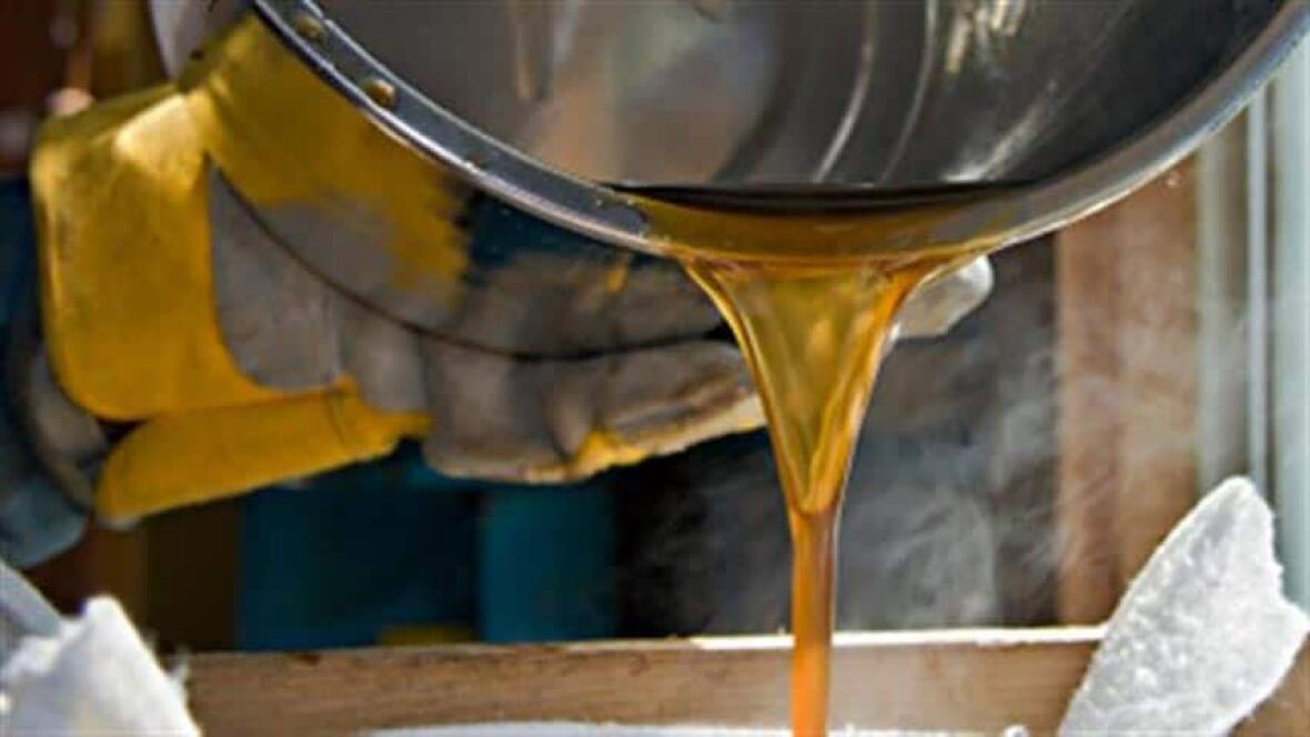 Thieves Make Off With 20 000 Litres Of Maple Syrup From