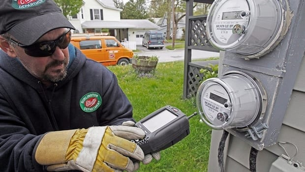 Smart meters use electromagnetic frequencies to transmit consumption data to power companies, and some people believe they're a source of health problems.