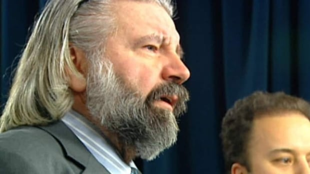 Former Conservative cabinet minister Ray Danyluk has been named chairman of the board for Portage College, a move the Wildrose Party is criticizing.
