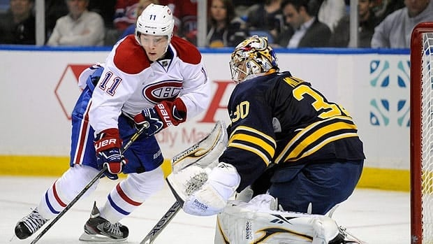 Montreal Canadiens right winger Brendan Gallagher, seen in a game against Buffalo, can become the franchise's first franchise winner in over 40 years.