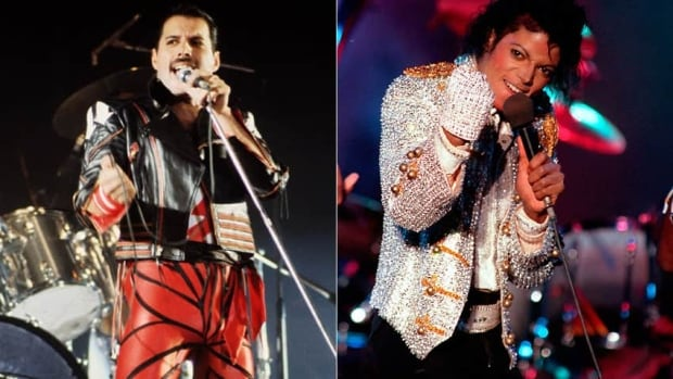 Michael Jackson-Freddie Mercury duets set for release