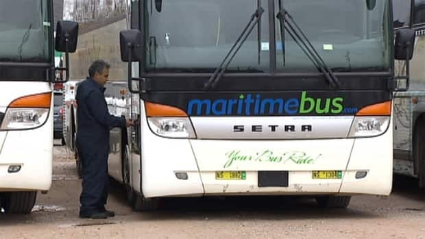 Maritime Bus had its highest number of fares in August.