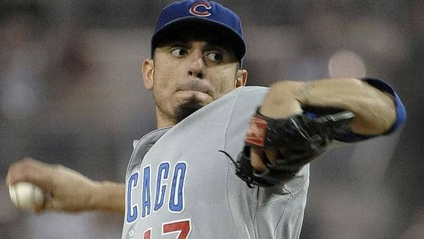 Matt Garza emerged as the Cubs' best starter last season after being acquired in a trade with Tampa Bay, going 10-10 despite a 3.32 earned-run average.